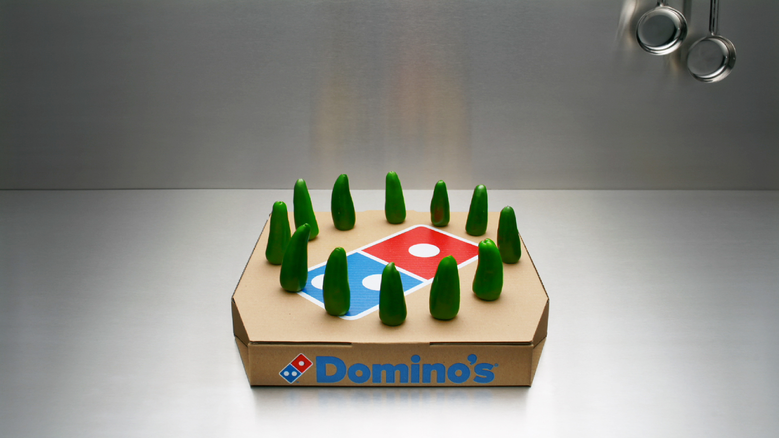 Domino's - Social Snacker