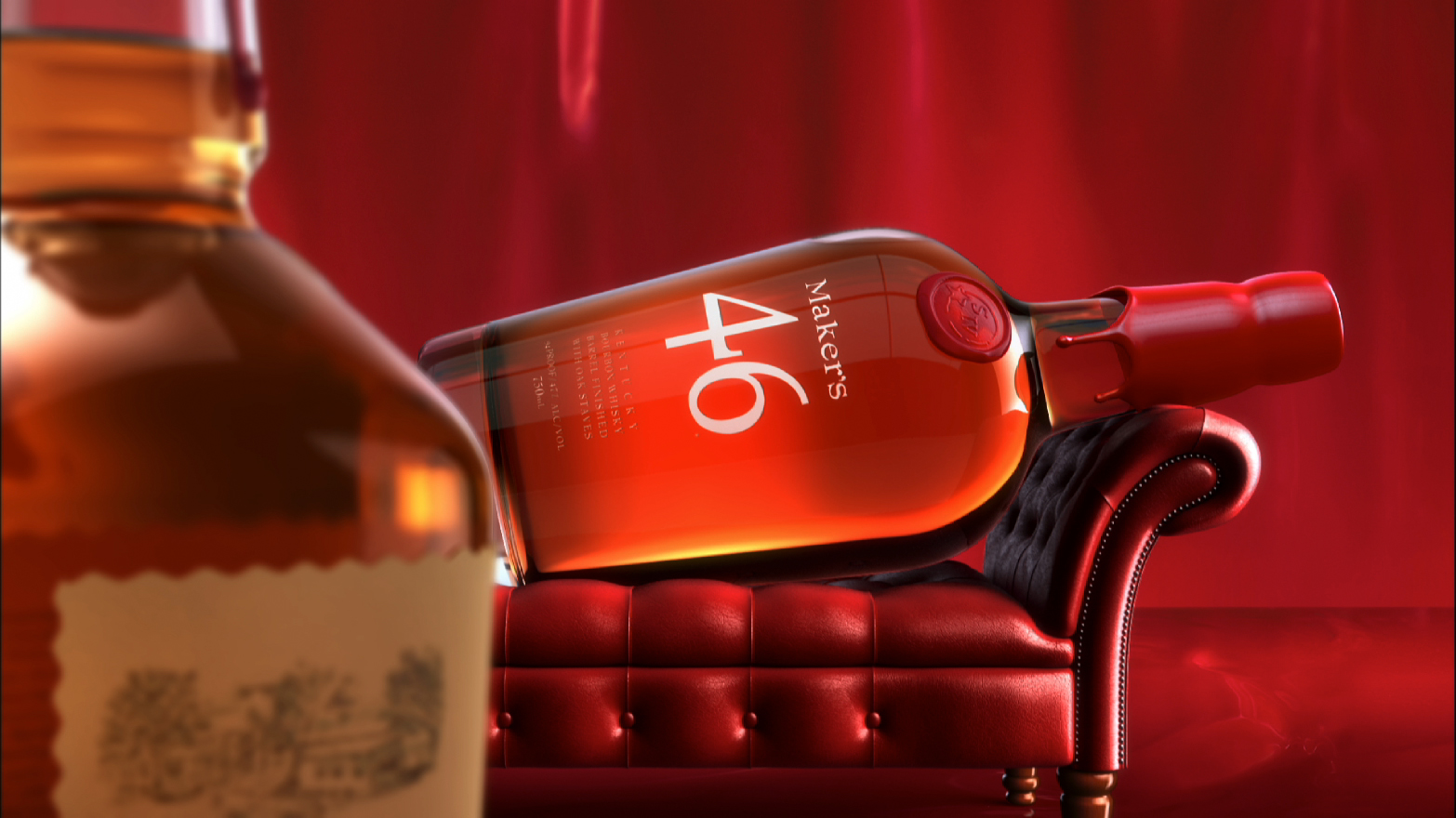 Makers Mark - Complicated