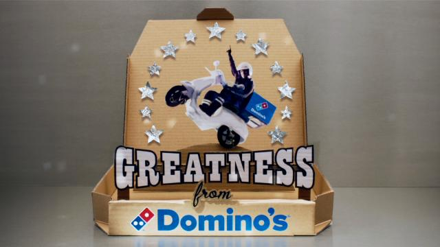 Dominos - Family Feast