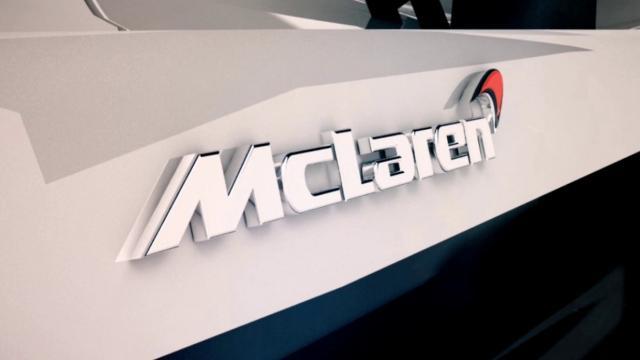 McLaren - Ipad Film