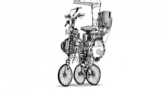 One Man Band Bike
